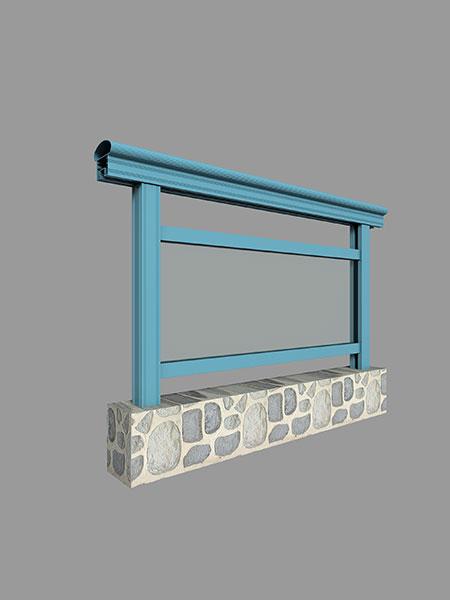 LG80E系列阳台栏杆