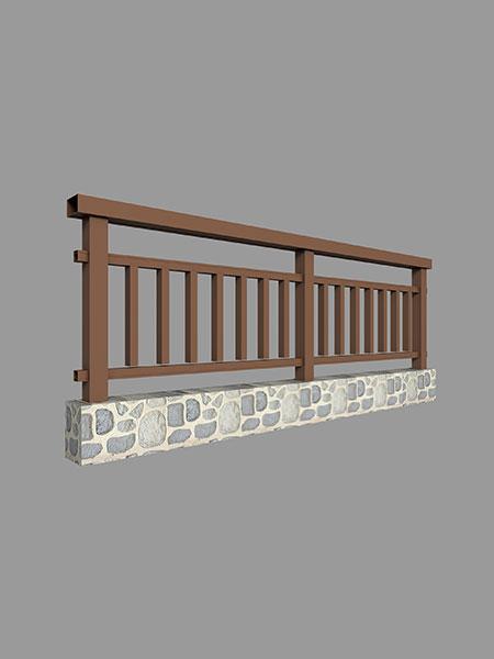 LG80C系列阳台栏杆